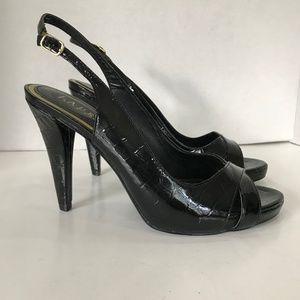Ralph Lauren High Heel Sandals Size 6M